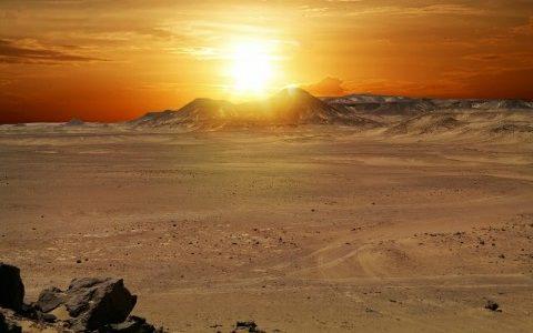 火星が地球に15年振りに大接近!一番よく見える時間は?
